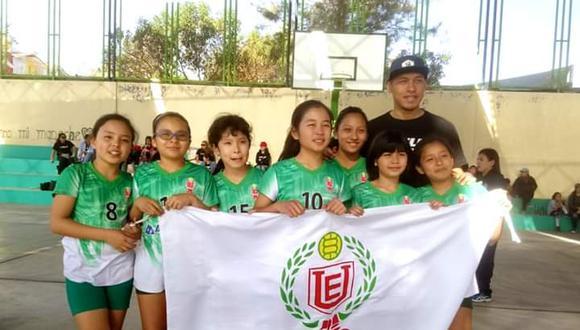 AELU se trajo la copa de Arequipa.