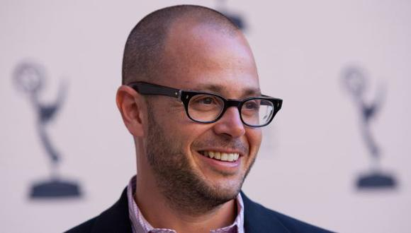 """El productor y guionista Damon Lindelof, uno de los que negocia llevar a """"Watchmen"""" a la pantalla chica. (Foto: AP)"""