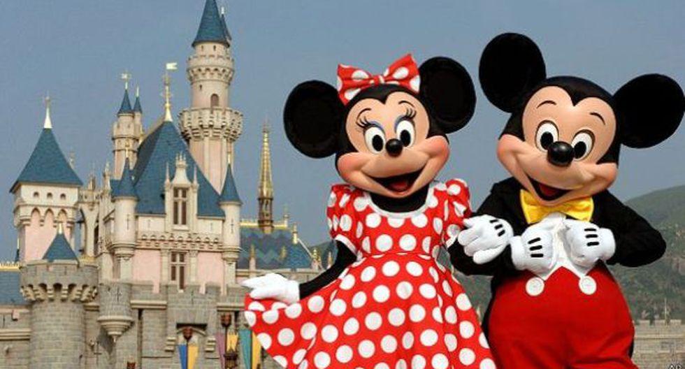 ¿Por qué está prohibido volar sobre los parques de Disney?