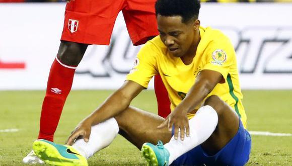 La desazón de Elias refleja el actual momento del fútbol brasileño. (Foto: Reuters)