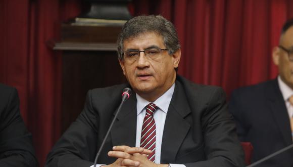 """Sheput aseveró que la economía peruana no es """"suficientemente grande"""" para absorber a la población migrante. (Foto: Archivo El Comercio)"""