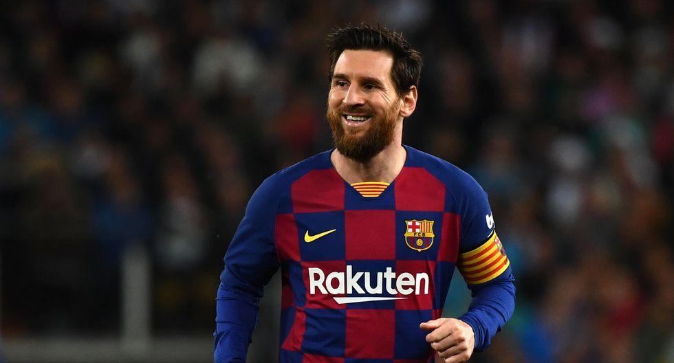 Lionel Messi y los jugadores del Barcelona se redujeron el sueldo en 70%. (Foto: AFP)