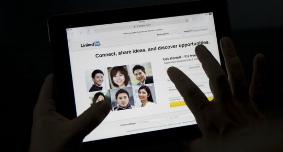 LinkedIn: tómate la foto de perfil perfecta