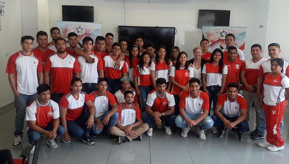 La selección peruana de judo tiene muchos candidatos a medalla en el Open Panamericano Lima 2019, clasificatorio a los Juegos Panamericanos. (Foto: Iván Huerta)