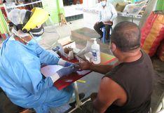 Vraem: Minsa confirma 22 casos de COVID-19 en mercado del distrito de Ayna