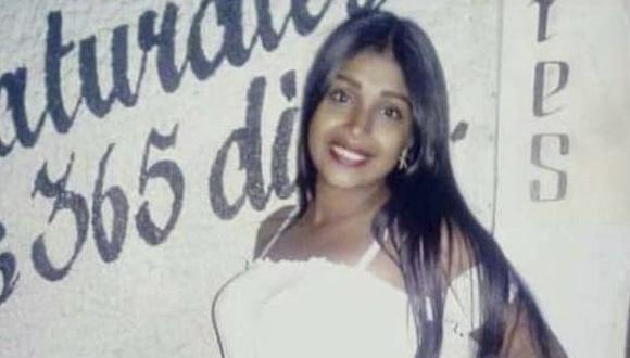 Merchán aún permanece internada en un hospital de Güiria, recuperándose de quemaduras en una pierna y por una fuerte irritación en los ojos. (Foto: AP)