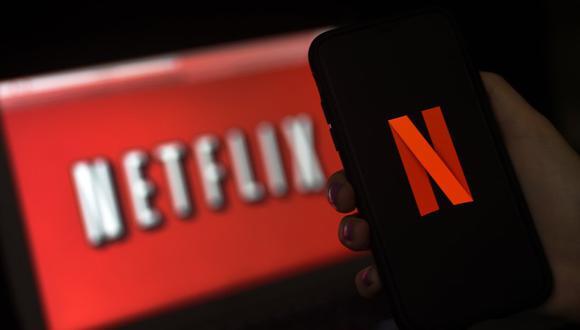 La función permitirá que los usuarios puedan escuchar el contenido de Netflix como si fuera un 'podcast'. (Foto: Olivier DOULIERY / AFP)