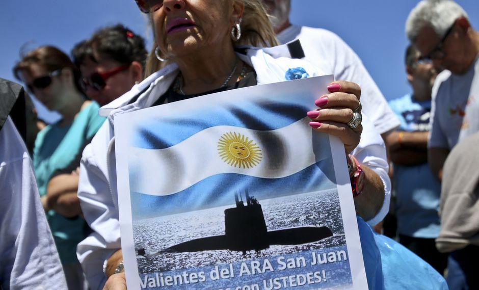 ARA San Juan: ¿Podrá Argentina rescatar el submarino? (Foto: AP)