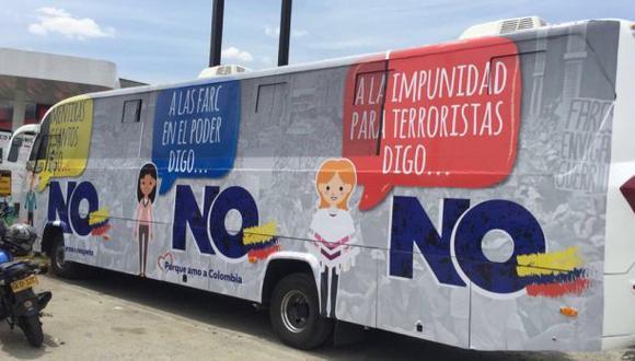"""Álvaro Uribe inicia gira para el """"no"""" en el plebiscito de paz"""