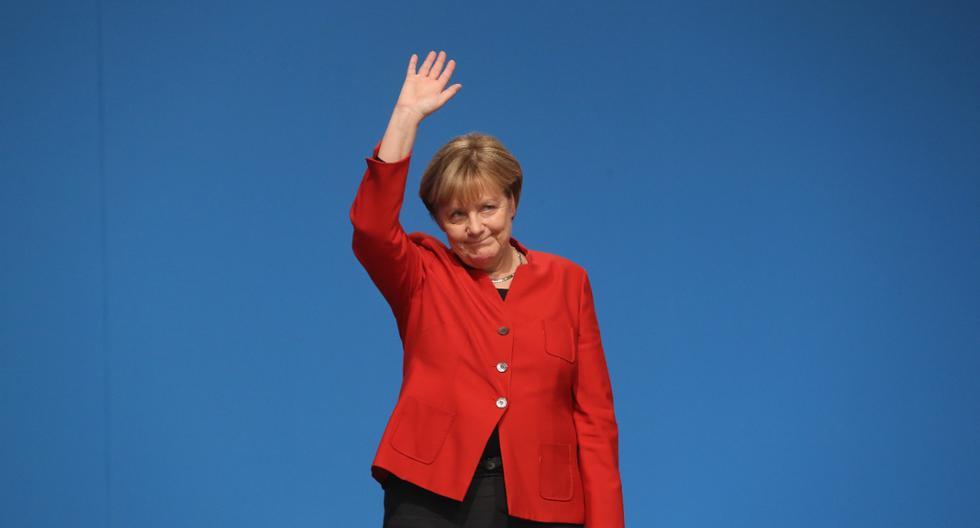 Angela Merkel llegó al poder a los 51 años. Hoy, a los 67, se retira del máximo cargo político de su país después de haber sido un referente en Europa y el mundo. (FOTO GETTY IMAGES)