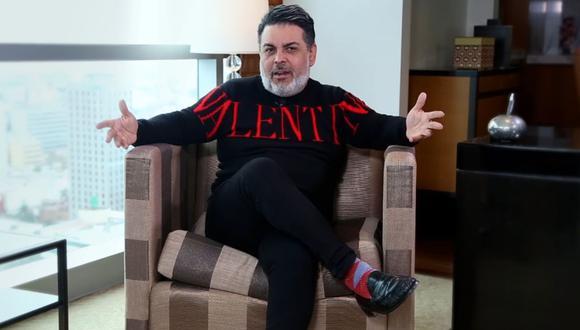 """Andrés Hurtado está """"triste"""" porque video donde asegura que es """"un enviado de Dios"""" se volvió viral. (Foto: Captura de video)"""
