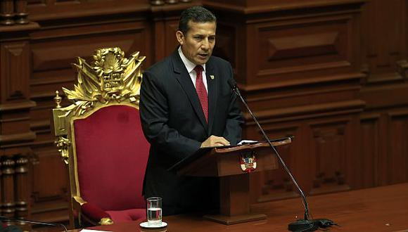 Humala le pide a Europa castigar a mineras que incumplan leyes