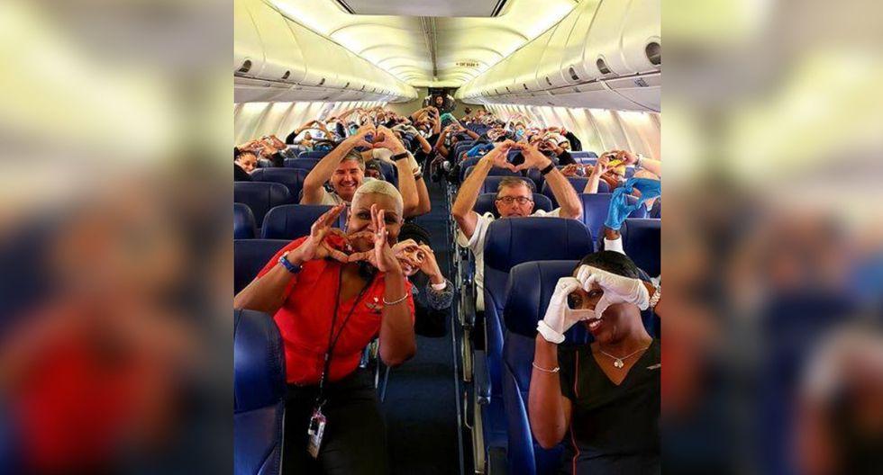 """El estado de Nueva York, el epicentro de COVID-19 en Estados Unidos, trabaja a contrarreloj a la espera de un """"tsunami"""" de contagios. (Foto: Facebook/Southwest Airlines)"""
