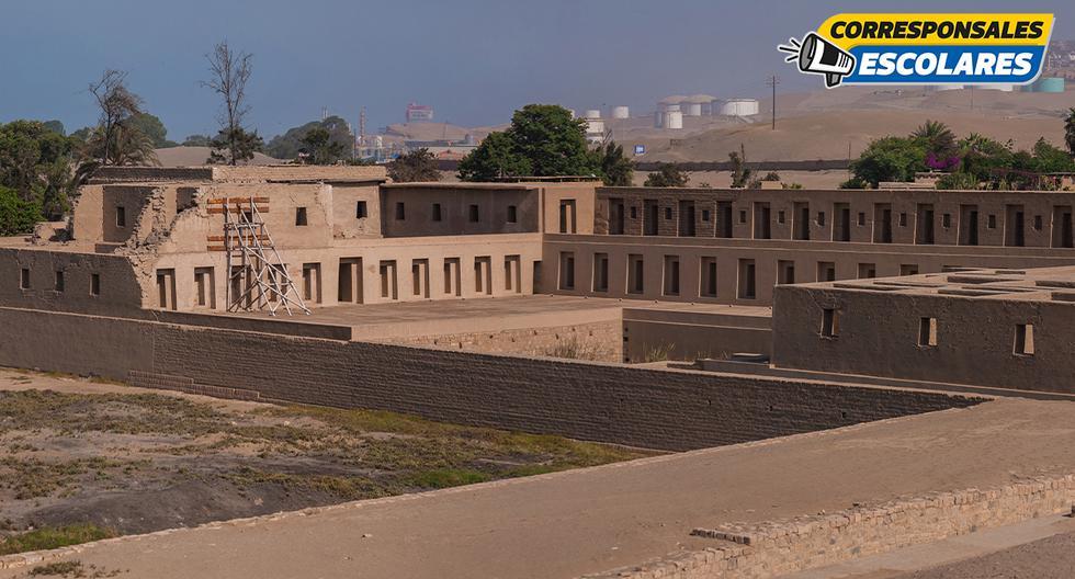 Santuario de Pachacamac, centro turístico al sur de Lima, que además se puede recorrer en bicicleta (Fotos: EPENSA)