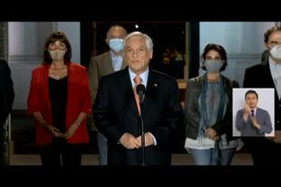 Chile celebra en grande la derogación de la Constitución de Pinochet