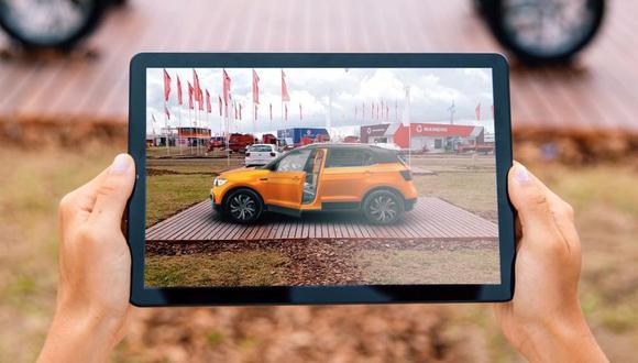La App Volkswagen AR busca brindar experiencias innovadoras al usuario y generar acercamiento al consumidor del futuro. (Foto: Volkswagen)