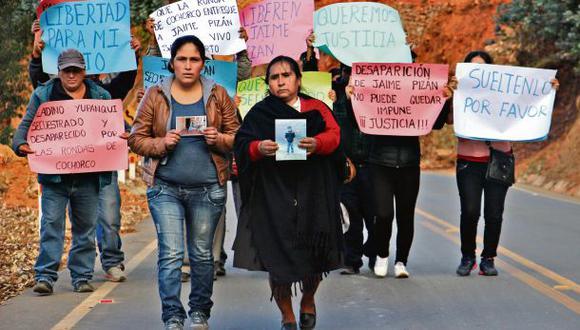 Pobladores acusados de asesinato están desaparecidos [CRÓNICA]