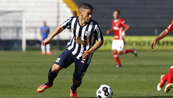 Gabriel Costa entró en la segunda mitad. (Foto: GEC)