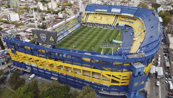 Argentina suspendió el fútbol hasta fines de mayo. (Foto: AP)