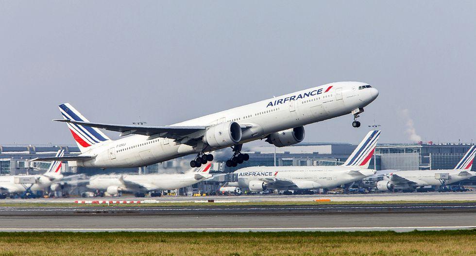 """La aerolínea Air France anunció que duplicó la operación de vuelos directos entre Lima y París. La compañía ahora ofrece 6 vuelos por semana de lunes a sábado. """"Con el aumento en las frecuencias, estaremos pasando de aproximadamente 1.404 a 2.808 espacios por semana"""", dijo  Claudia Ruaro, gerente general de Air France-KLM en el Perú. (Foto: El Comercio)"""