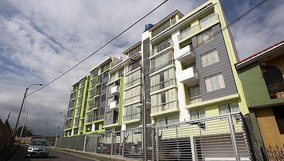 Las viviendas sociales en el país pueden costar S/300.000 o menos.