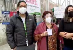 """Jeringas vacías en vacunación contra el COVID-19: """"Si mi hermana no estaba ahí y se daba cuenta, pudieron aplicarle aire a mi mamá"""""""