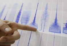 Tacna: IGP reportó cuatro sismos en menos de cuatro de horas