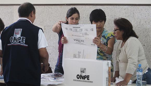 Próximo alcalde de Lima podría ser electo con menos del 20 % del total de votos el próximo 7 de octubre. (Foto: Agencia Andina)