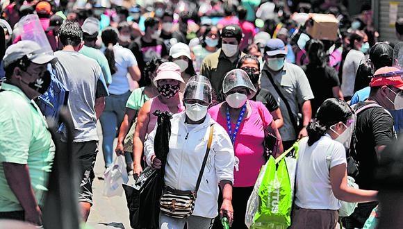 Ministerio de Salud informó de la presencia de la variante Delta Plus en Lima. (Foto: Anthony Niño de Guzmán / @photo.gec)