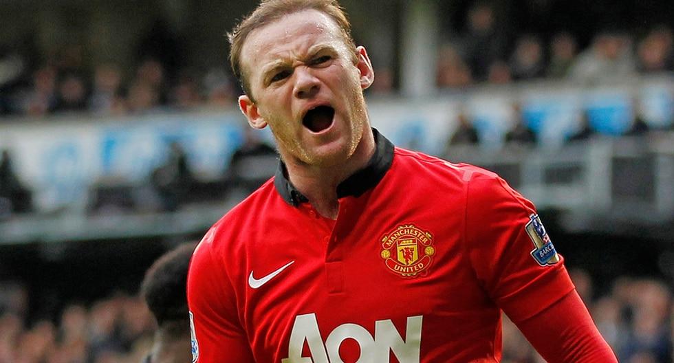 Wayne Rooney | Foto: AFP