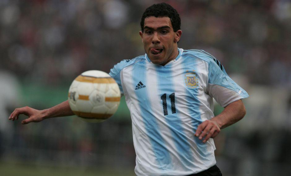 YouTube: Carlos Tevez y los goles que anotó en el Perú. (Foto: El Comercio)