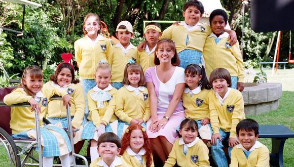 Vivan los niños fue una de las telenovelas infantiles más exitosas de los años 2000 (Foto: Televisa)
