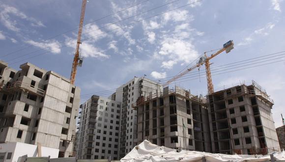 Una nueva cuarentena para el sector construcción a raíz de la segunda ola podría ser perjudicial. (Foto: GEC)