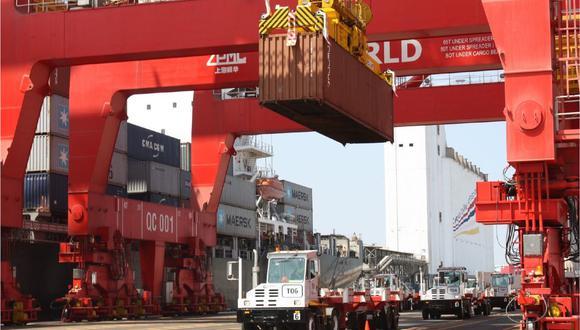 Desde el Mincetur subrayaron que las exportaciones de bienes han crecido a una tasa promedio anual de 9% durante los últimos 20 años. (Foto: GEC)