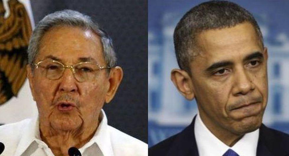 Cuba acusa a EE.UU. de alentar salida de cubanos de la isla