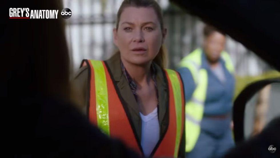 Meredith no atraviesa su mejor momento (Foto: Grey's Anatomy / ABC)