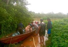 COER Madre de Dios registra disminución en el caudal del río que inundó 1.380 viviendas