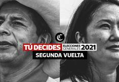 Elecciones Perú 2021: últimas noticias de este miércoles 23 de junio