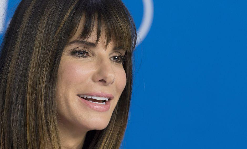 Sandra Bullock dona medio millón de dólares tras incendios forestales en California (Foto: EFE)
