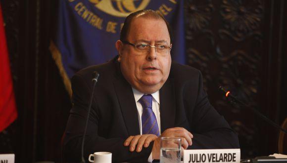 El BCR busca que no se afecte la tasa de interés de los bonos del tesoro ni tampoco el valor de los fondos, según Velarde. (Foto: GEC)