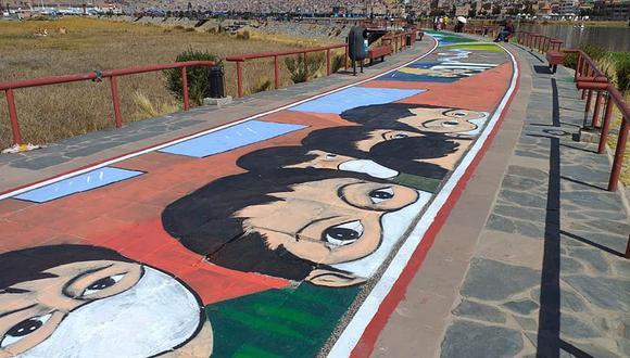 Más de 400 talentos participaron de la iniciativa. (Foto: Asociación de Artistas Plásticos de la Región Puno)