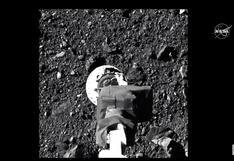 El preciso momento en que la NASA tocó un asteroide por primera vez en su historia   VIDEO