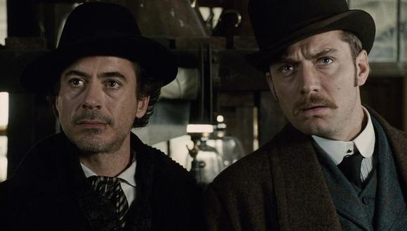 """""""Sherlock Holmes 3"""" retrasa su estreno para diciembre del año 2021. (Foto: Warner Bros.)"""
