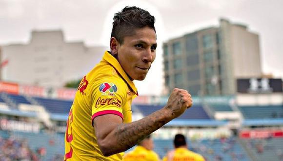 El delantero nacional, Raúl Rudíaz, podría ser fichado por uno de los grandes de la Liga MX. El atacante juega actualmente para el Monarcas Morelia. (Foto: AFP)