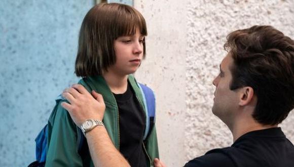 Sergio Basteri tuvo que salir de México por el acoso de la prensa y se fue a Bostan al lado de 'El Doc' (Foto: Netflix)