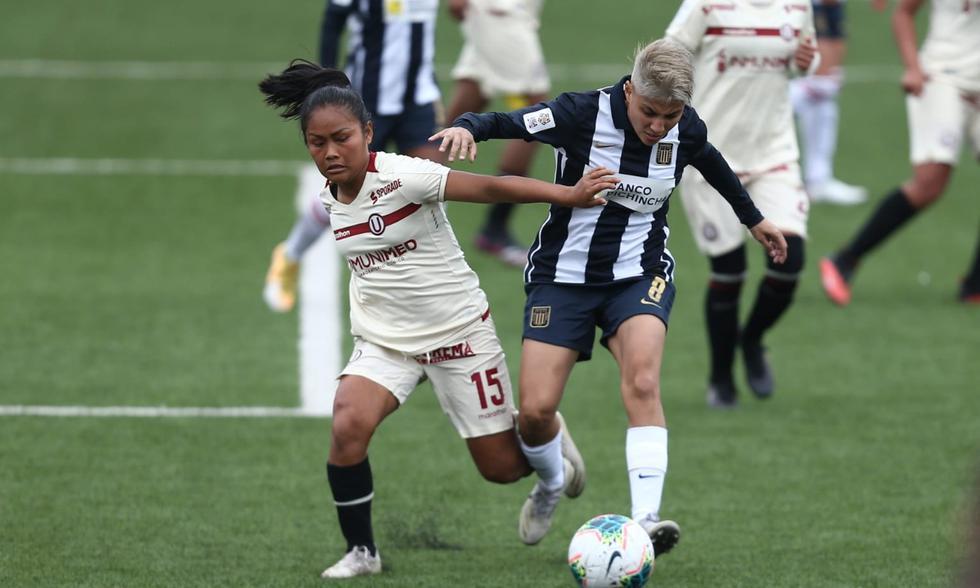 Alianza Lima vs. Universitario: las imágenes del partido por la Liga Femenina 2021   Foto: JESUS SAUCEDO / @photo.gec