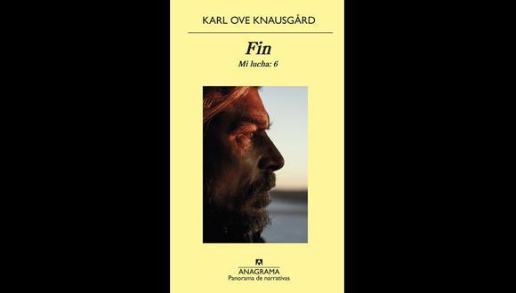 "Karl Ove Knausgård - ""Fin"". (Foto: Difusión)"