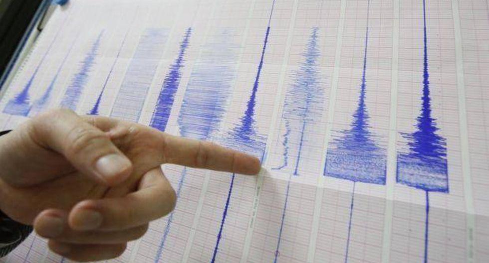 Dos sismos de regular intensidad se registran en Ica y Moquegua
