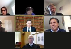 Alejandro Toledo: juez de Estados Unidos evaluó pedido de extradición