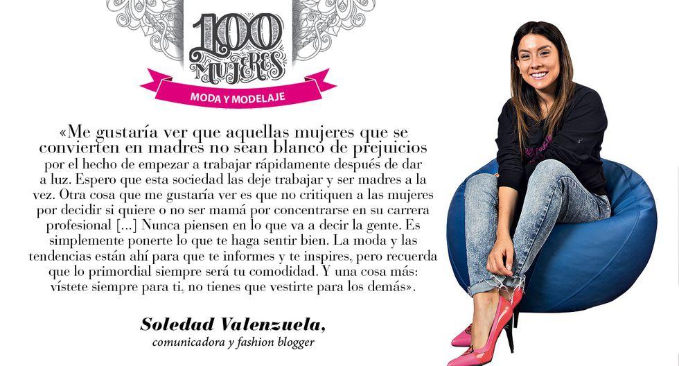 #100mujeresviu: Moda y modelaje - 5